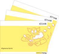 KISAM-Versuchskartei Schüler 7-9, allgemeine Kartei - 3er-Set