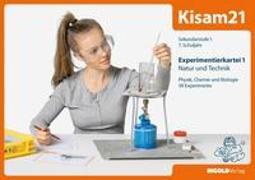 Kisam21 - Experimentierkartei 1 - Schüler