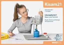 Kisam21 - Experimentierkartei 1 - Lösungen