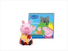 Tonie. Peppa Pig - Die Ritterburg