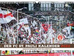 Der FC St. Pauli Kalender 2022