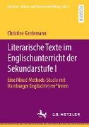 Literarische Texte im Englischunterricht der Sekundarstufe I