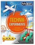 PhänoMINT Technik-Experimente