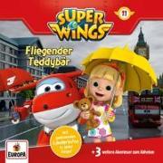 Super Wings 011 / Fliegender Teddybär