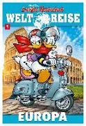 Lustiges Taschenbuch Weltreise 01