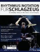 Rhythmus und Notation fu¨r Schlagzeug
