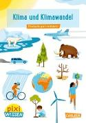 Pixi Wissen 110: VE 5 Klima und Klimawandel