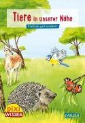 Pixi Wissen 17: VE 5: Tiere in Garten und Wald