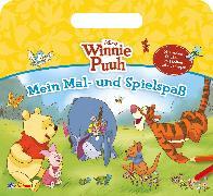 Disney Winnie Puuh: Mein Mal- und Spielspaß