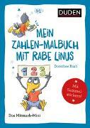 Duden Minis (Band 37) – Mein Zahlen-Malbuch mit Rabe Linus