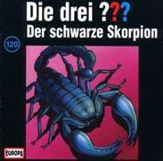 Die Drei ??? 120. Der schwarze Skorpion