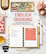 Endlich Ordnung – Das Handbuch für ein aufgeräumtes Leben und Zuhause