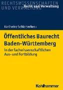 Öffentliches Baurecht Baden-Württemberg