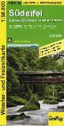 Südeifel, Luxembourg, Trierer Land Wander- und Freizeitkarte