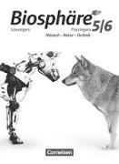 Biosphäre Sekundarstufe I, Gymnasium Thüringen, 5./6. Schuljahr, Lösungen zum Schülerbuch