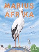 Marius fliegt nach Afrika