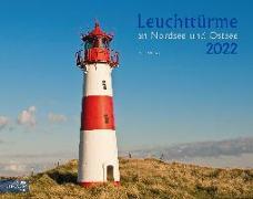 Leuchttürme an Nord- und Ostsee 2022