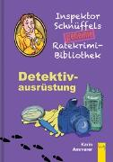 Inspektor Schnüffels geheime Ratekrimi Bibliothek - Detektivausrüstung