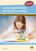 Lesespurgeschichten: Auf Burg Drachenfels