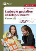 Lapbooks gestalten im Biologieunterricht 5-6