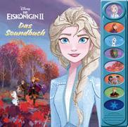 Disney Die Eiskönigin 2 - Das Soundbuch - 8-Button-Soundbuch - interaktives Bilderbuch mit 8 magischen Geräuschen und Melodien