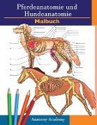 Farbbuch für Pferde- und Hundeanatomie