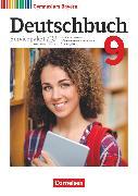 Deutschbuch Gymnasium, Bayern - Neubearbeitung, 9. Jahrgangsstufe, Servicepaket mit CD-Extra, Handreichungen, Kopiervorlagen, Schulaufgaben