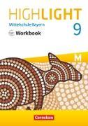 Highlight, Mittelschule Bayern, 9. Jahrgangsstufe, Workbook mit Audios online, Für M-Klassen