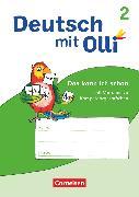 Deutsch mit Olli, Sprache 2-4 - Ausgabe 2021, 2. Schuljahr, Lernentwicklungsheft, 10 Stück im Paket