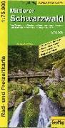 Naturpark Schwarzwald Mitte - Rad- und Freizeitkarte