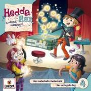 Hedda Hex 004. Der zauberhafte Kastentrick / Der verhagelte Tag