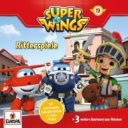 Super Wings 013. Ritterspiele