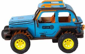 Bausatz Off-Road Jeep