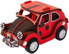 Bausatz Ladybug Car