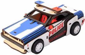 Bausatz Police Car