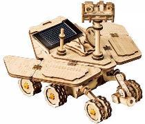 Holzbausatz Weltraum-Rover