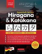 Japanisch Lernen für Anfänger - Hiragana und Katakana Arbeitsbuch