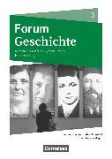Forum Geschichte - Neue Ausgabe, Gymnasium Nordrhein-Westfalen, Band 3, Handreichungen für den Unterricht