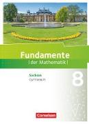 Fundamente der Mathematik, Sachsen, 8. Schuljahr, Schülerbuch