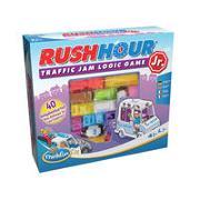 ThinkFun 76442 - Rush Hour Junior - Das bekannte Logikspiel für jüngere Kinder ab 5 Jahren. Das Stauspiel für Jungen und Mädchen