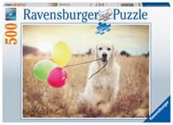 Ravensburger Puzzle 16585 - Luftballonparty - 500 Teile Puzzle für Erwachsene und Kinder ab 12 Jahren