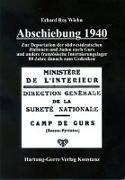 Abschiebung 1940