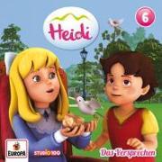 Heidi (CGI) 06. Das Versprechen