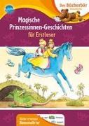 Magische Prinzessinnen-Geschichten für Erstleser