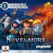 PLAYMOBIL Hörspiel 05. Novelmore: Der neue Held von Novelmore