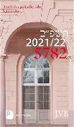 Durch das jüdsche Jahr 5782 - 2021/22
