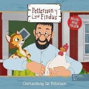 Pettersson und Findus (9): Überraschung für Pettersson