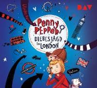 Penny Pepper – Teil 7: Diebesjagd in London