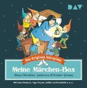 Meine Märchen-Box – Die 34 schönsten Märchen-Hörspiele