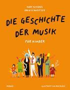 Die Geschichte der Musik - für Kinder